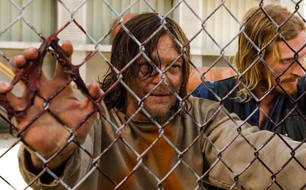 The Walking Dead : Comment te dire adieu ?