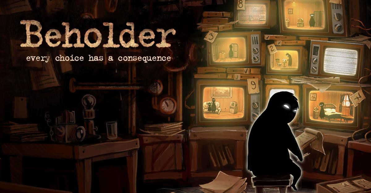 Preview Vidéo Gameplay de Beholder