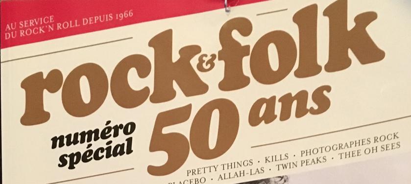 #Analyse Rock & Folk a 50 ans !