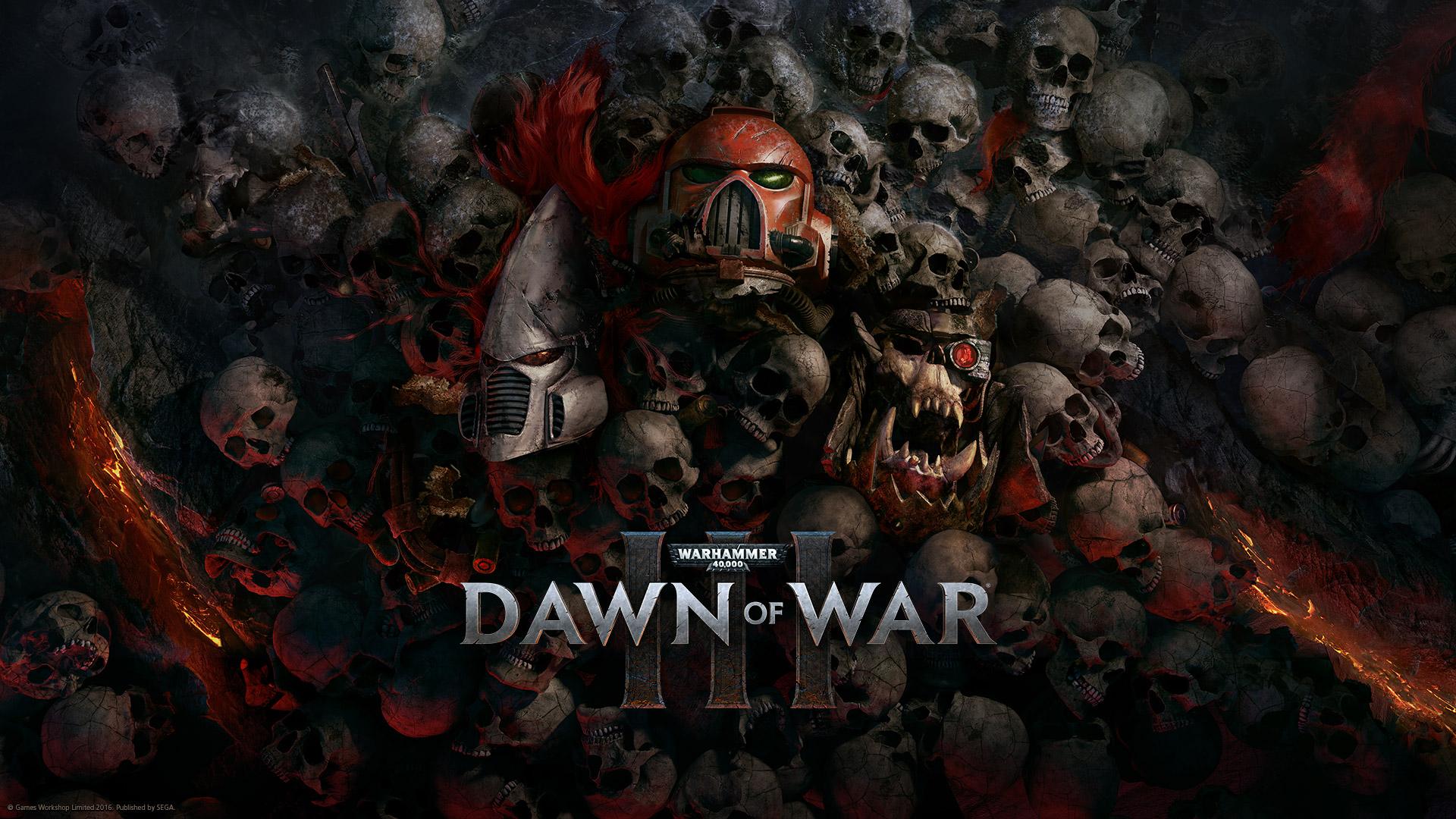 PGW : Preview sur Dawn of War 3