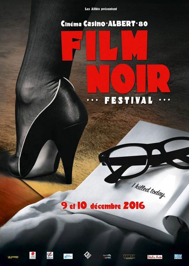Film Noir Festival 2016 : Avant-Premières et Séances spéciales