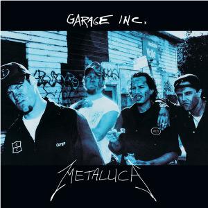 Pochette de l'album « Garage, Inc. » de Metallica