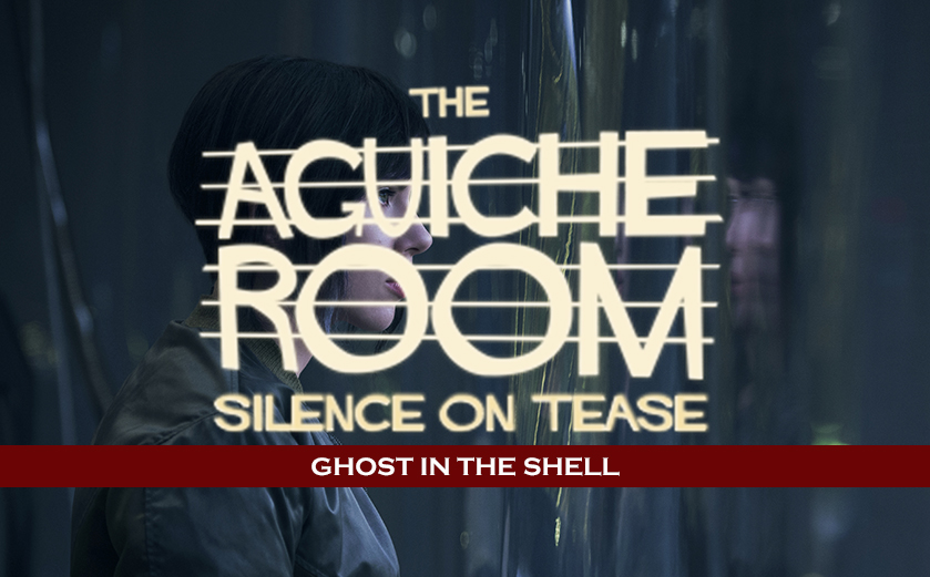 #AguicheRoom Ghost in the Shell