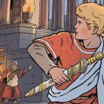 #Critique Alix – L'or de Saturne de Martin, Valmour et Venanzi