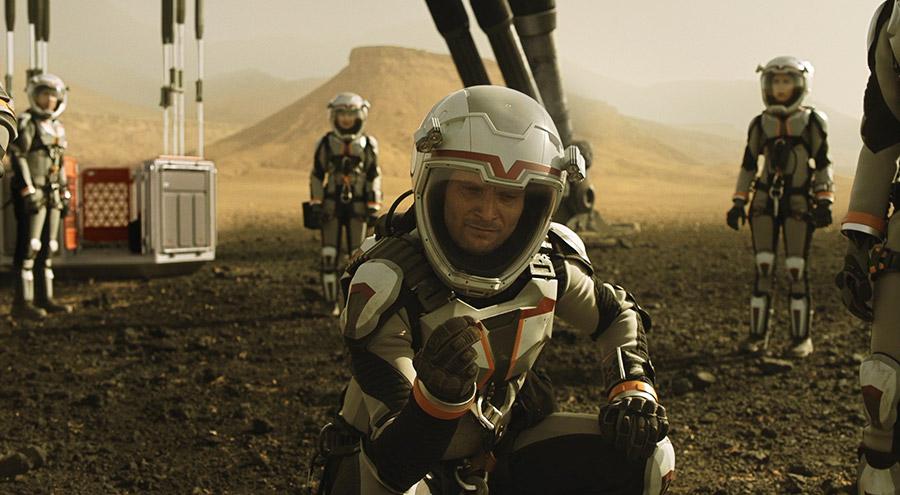#Critique Mars (Minisérie, National Geographic)