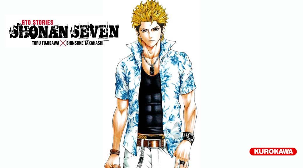 #Critique Shônan Seven (T. 2)