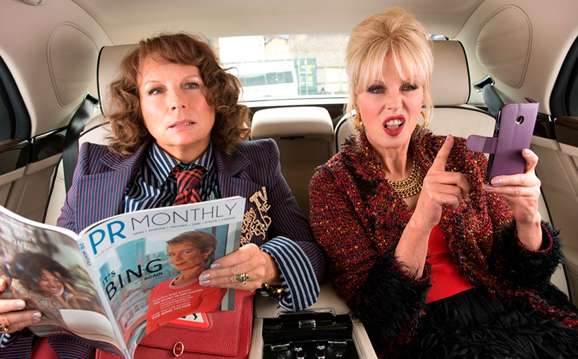 #DrNo Absolutely Fabulous : le film