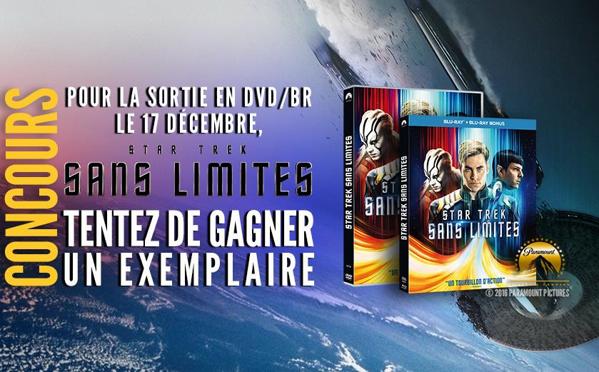#Concours Star Trek Sans Limites