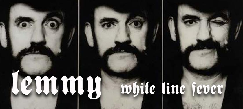 #Critique Lemmy – White Line Fever