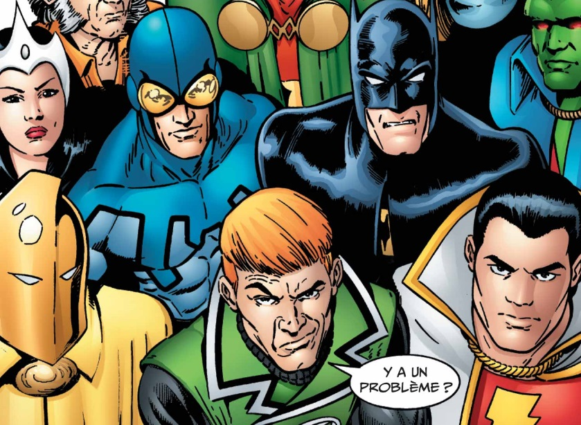 #Critique Justice League International (T.1) de J.M. DeMatteis, Keith Giffen et Kevin Maguire