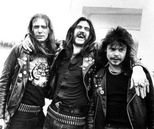 Motörhead circa 1979