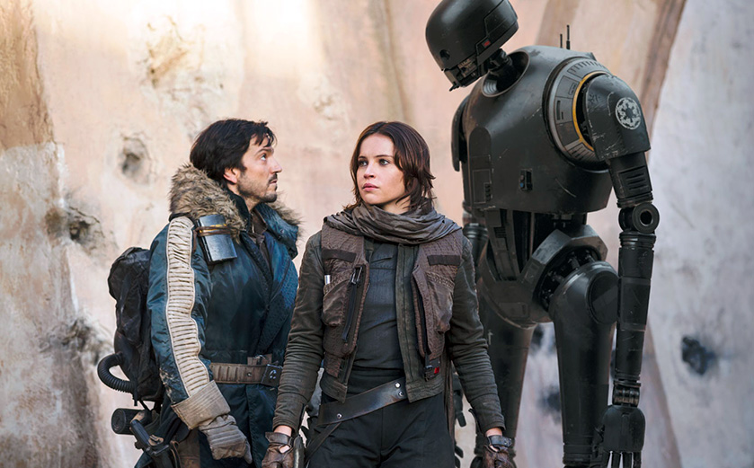 #DrNo Rogue One: A Star Wars Story