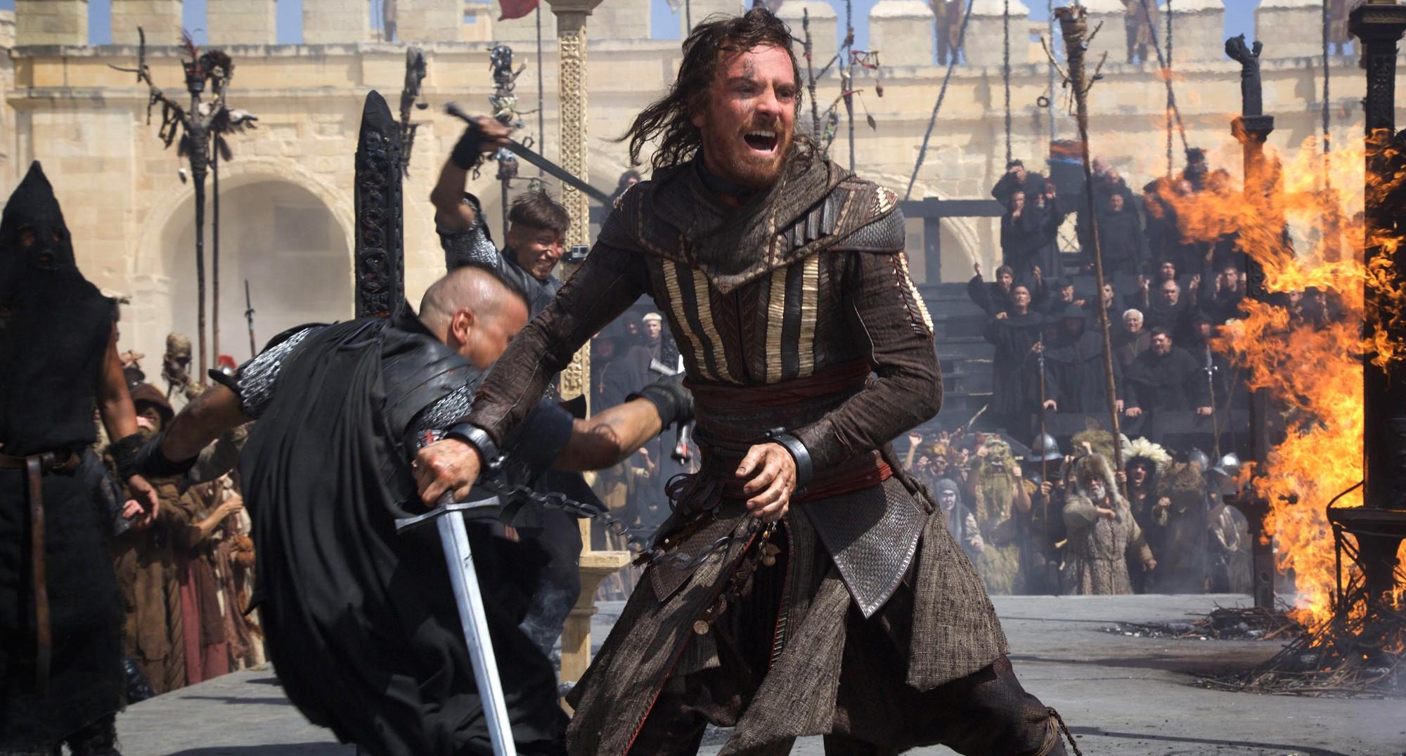 #Critique Assassin's Creed : Le sot dans le vide