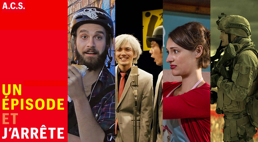 #Podcast Un Épisode et J'arrête avec 4 séries à (re)découvrir
