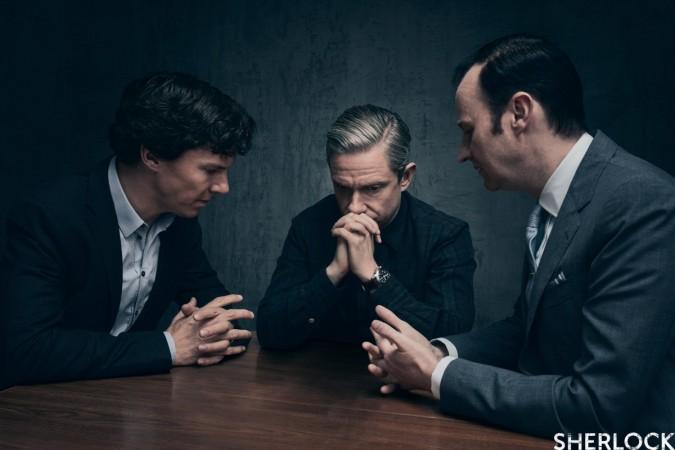 #Critique Sherlock : la métaphore du labyrinthe (/4×03)