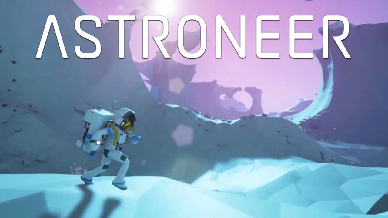 Preview Vidéo : Astroneer