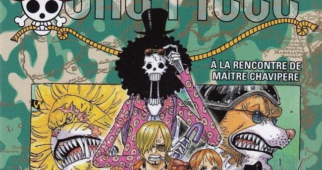 #Critique One Piece (T. 81)