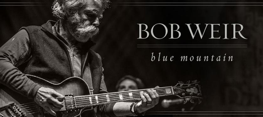 #Critique Bob Weir – Blue Mountain (Legacy/Columbia)
