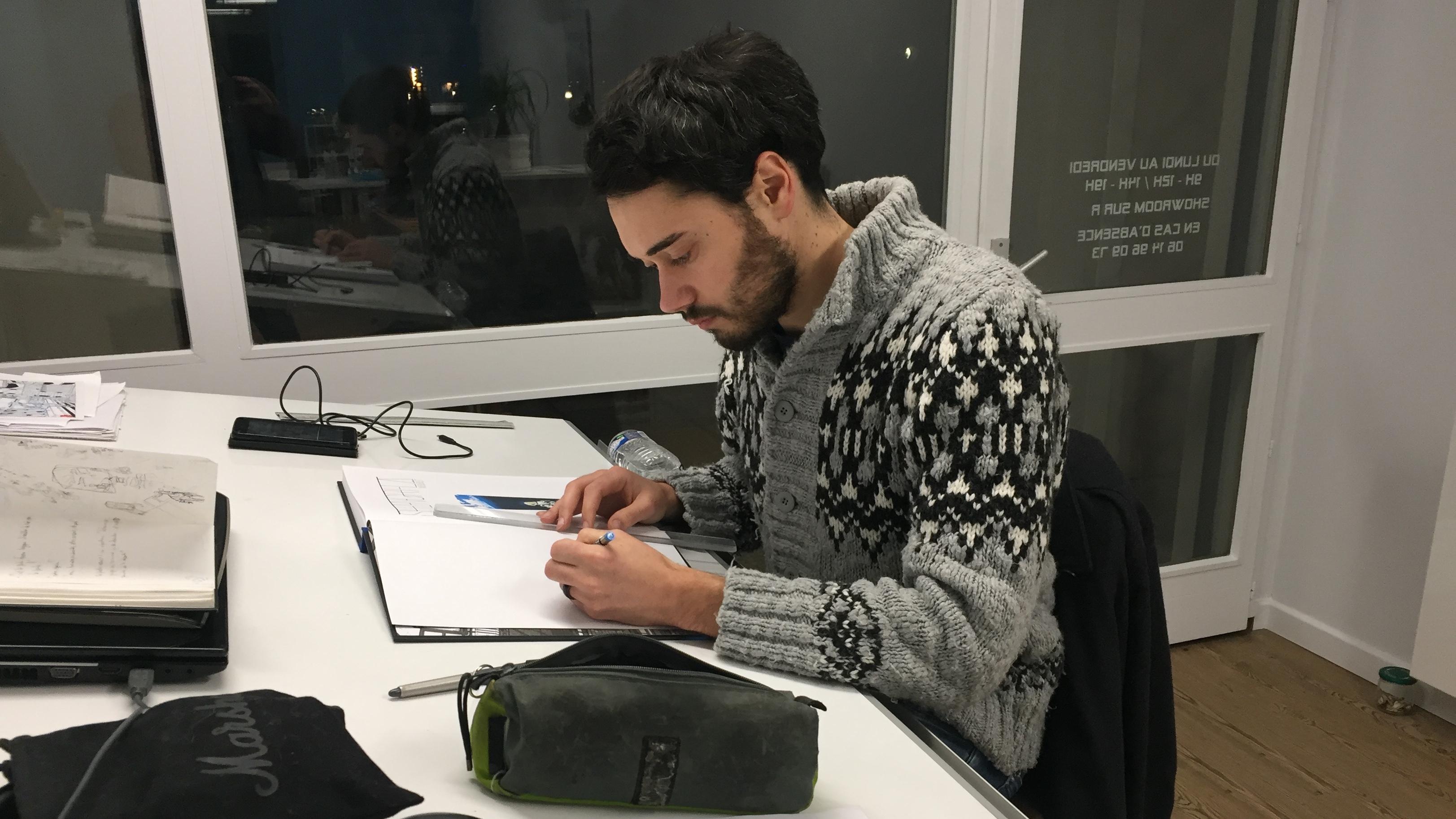 [INTERVIEW] Mathieu Bablet : «L'art doit être progressiste»