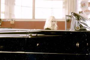 "Patricia Arquette dans le film ""Lost Highway"" (1997) de David Lynch"