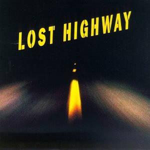 """Pochette de la bande originale du film """"Lost Highway"""" (1997) de David Lynch"""