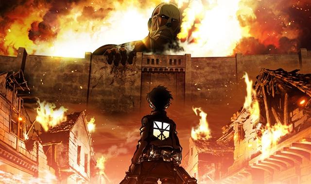 Un futur film L'Attaque des Titans produit par la Warner ?