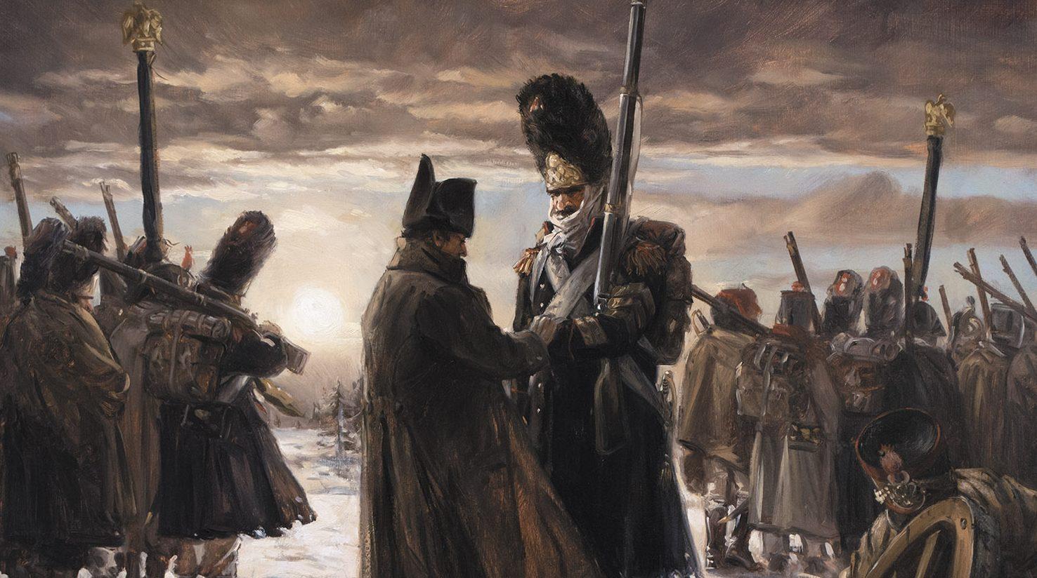 #Critique Champs d'honneur – La Bérézina (novembre 1812)