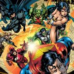 #Critique Justice League of America (T.1) de Grant Morrison