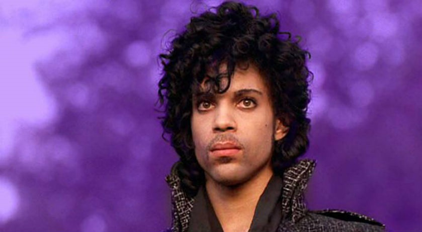#HOMMAGE Prince, once upon a time a genius.