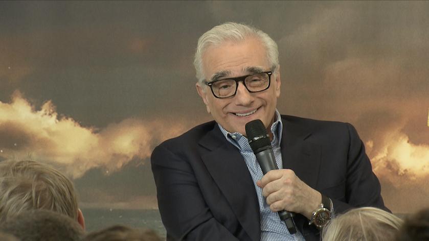 #Rencontre avec… Martin Scorsese pour Silence