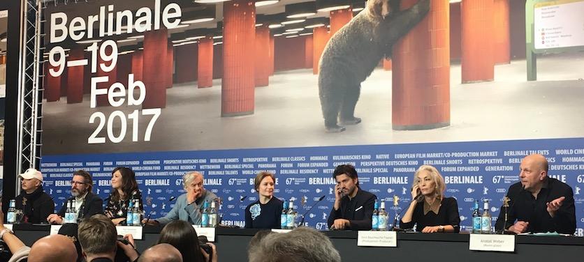 #Berlinale Ouverture de la 67e édition