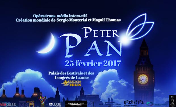 [Games] Peter PAN – Opéra trans média au FIJC2017