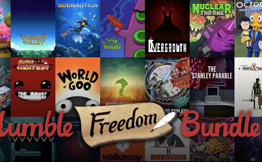 Humble Bundle : 30 jeux pour 30 dollars