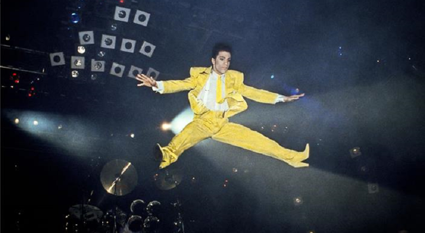 #HOMMAGE PRINCE, ONCE UPON A TIME A GENIUS, PART. 2