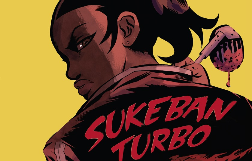 #Critique Sukeban Turbo de Sylvain Runberg et Victor Santos
