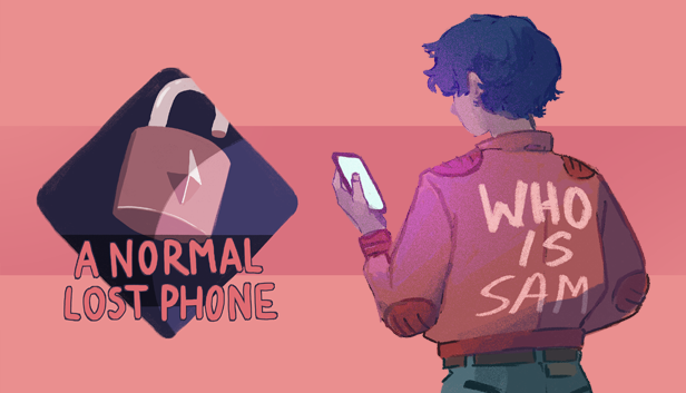 A Normal Lost Phone: Boys Don't Cry