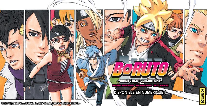 #Critique Boruto – Naruto Next Generations (T. 1)