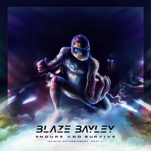 Blaze Bayley - Endure and Survive (2017) [pochette de l'album dessinée par Andreas Sandberg]