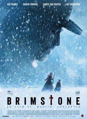 Brimstone-Affiche