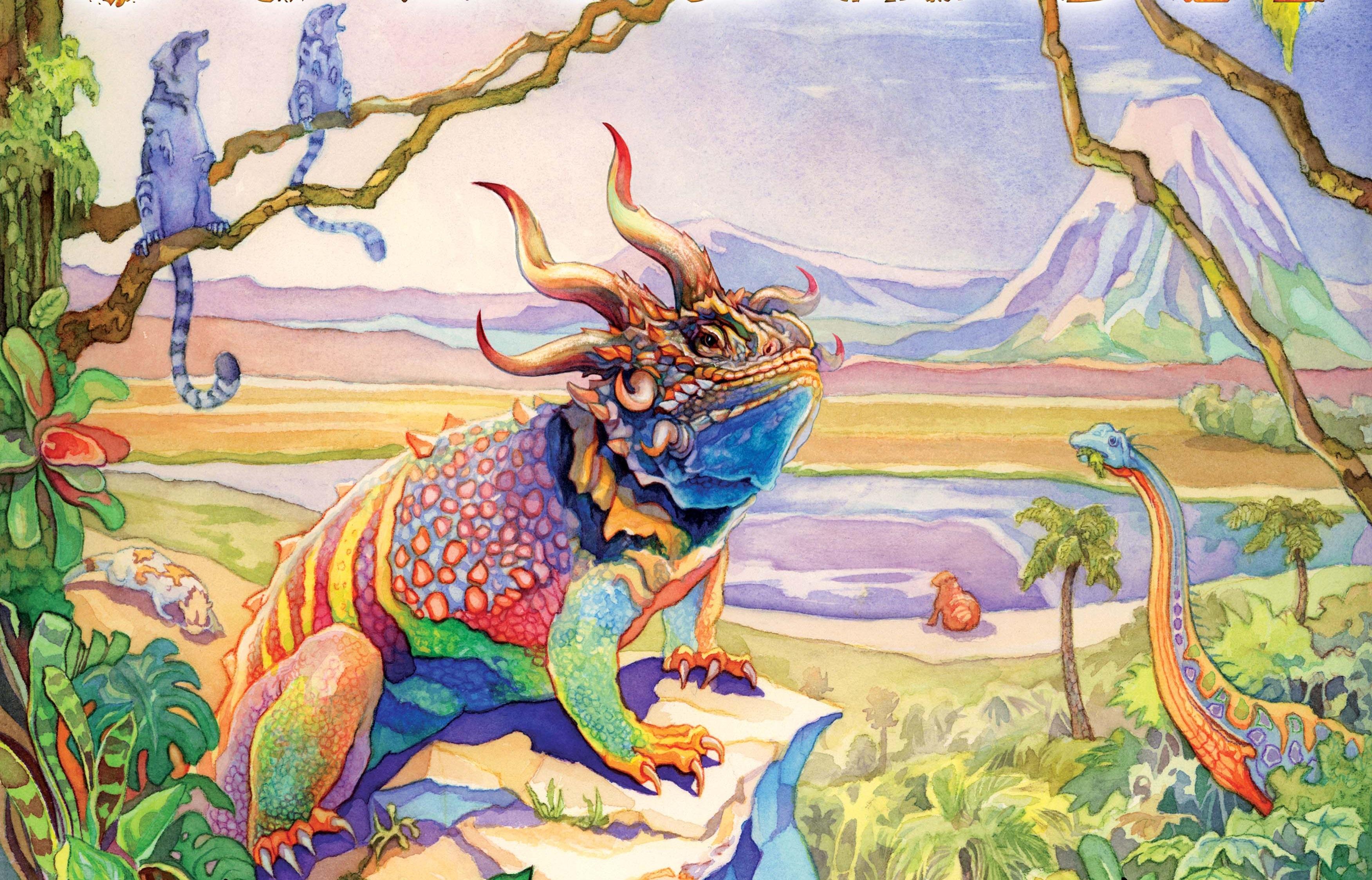 Évolution : Darwin sur un plateau