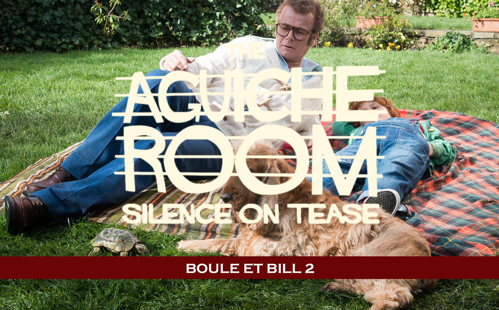 #AguicheRoom Boule et Bill 2