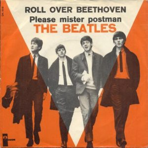 dk08a Roll Over Beethoven ⁄ Please Mister Postman - Odeon DK 1619 -2