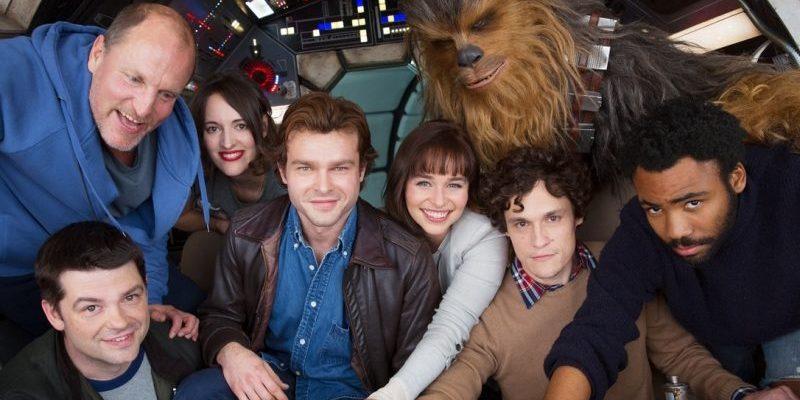 Woody Harrelson évoque (en bien) le spin-off sur Han Solo