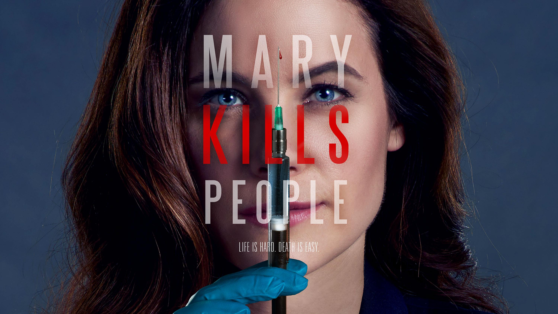 #Interview Caroline Dhavernas et Richard Short : «Mary Kills People est une série inclassable»
