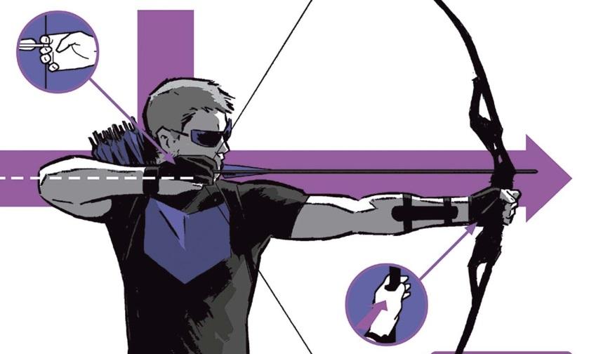 #Critique Hawkeye de Matt Fraction