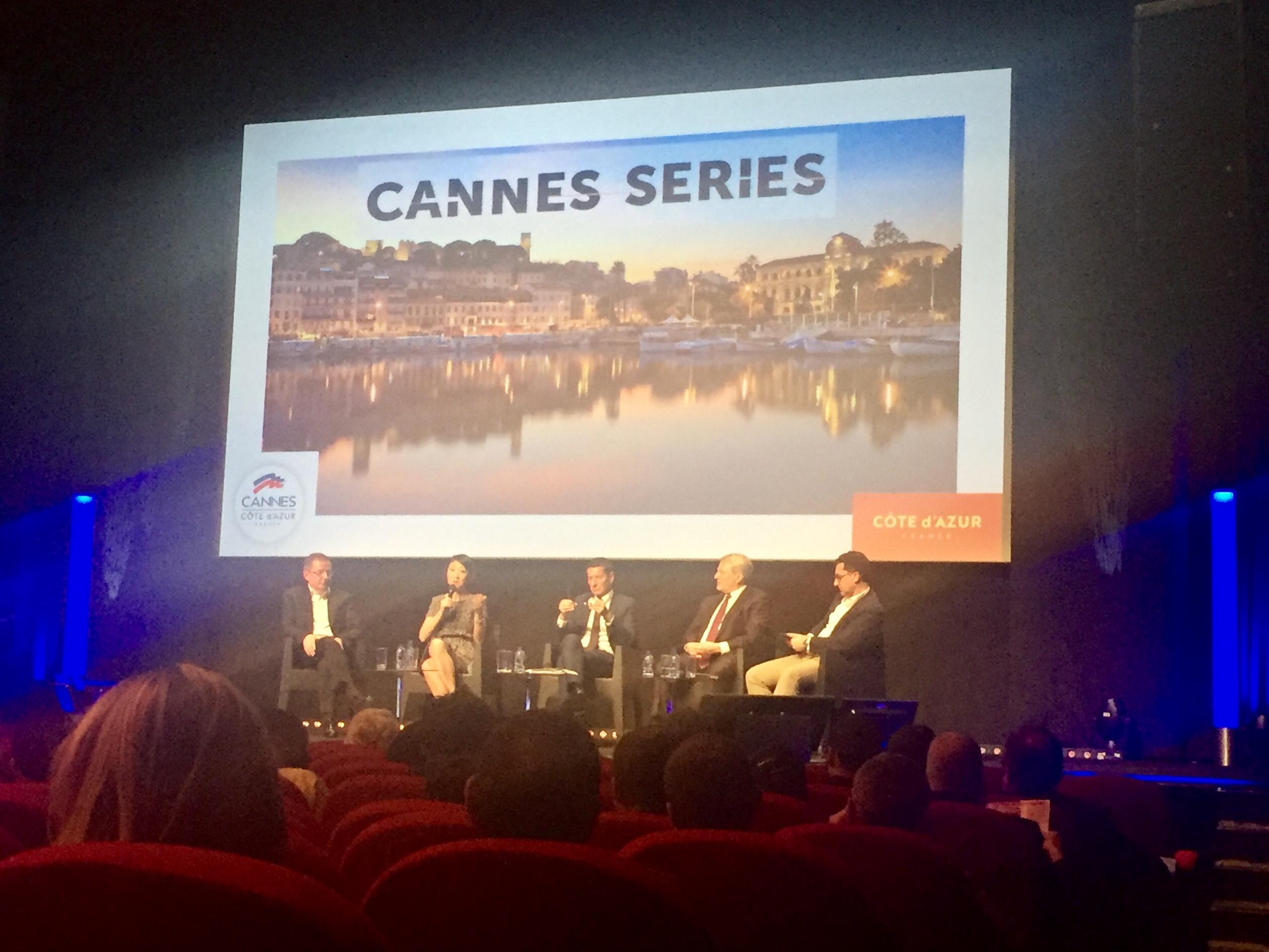 #MIPTV Cannes Séries pose ses marques