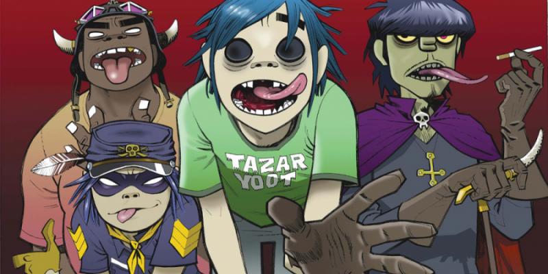 Jamie Hewlett apporte des précisions sur la future série Gorillaz