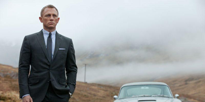 Cinq studios à la lutte pour remporter les droits de James Bond