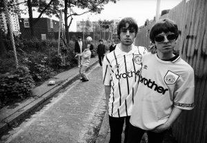 Oasis circa 1994