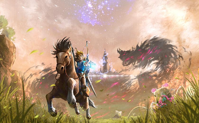 Analyse Zelda: Breath of the Wild (2/2): Reconstruire une légende